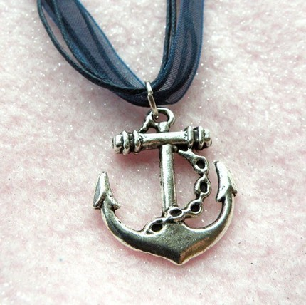 Naughty Nautical Necklace (Convertible Bracelet)