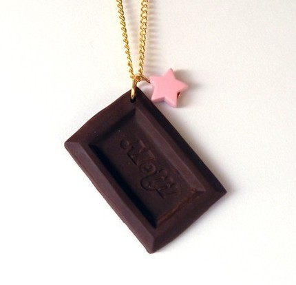 Lolita Chocolate Necklace