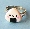 Onigiri Rice Ball Ring