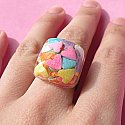 Sweet Sprinkled Ring