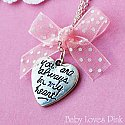 You Are Always In My Heart - Forever Love Necklace