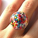 Mini Rainbow Bits Ring