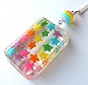 Rainbow Sprinkles Necklace