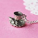 Tea Time Teacup Necklace