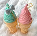 Sweet Icecream Necklace