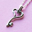 Forever Growing Love - Silver Necklace