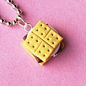 Handmade Smore Necklace