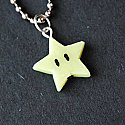 Twinkle Star Necklace - Glows in the Dark