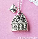Home Sweet Home - Fairy Tale House Necklace