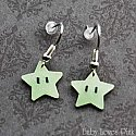 Twinkle Star Earring - Glows in the Dark