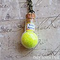 Felix Felicis Vial Bottle Necklace - Harry Potter Inspired