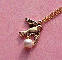 Sweet Swallow Necklace